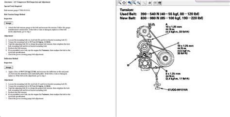 Fan Belt Honda Crv 24 2400cc 2007 2012 Ori how to replace 2000 honda crv serpentine belt fixya