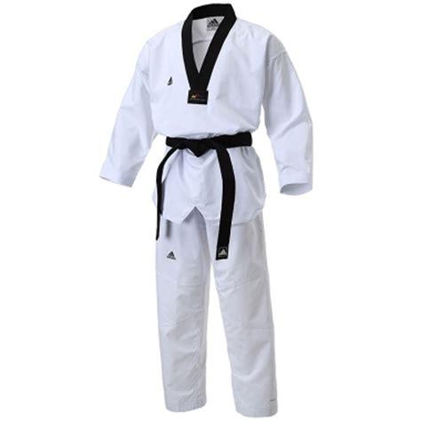 Dobok Adidas Fighter New Iii adidas taekwondo tkd fighter uniforms dan dobok approved tae kwon do ebay
