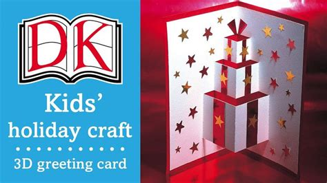 how can we make a greeting card a great craft to do the holidays learn how to