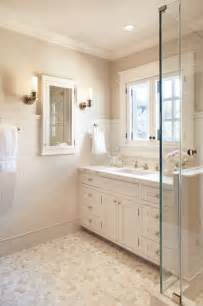 how to tile bathroom floor timeless master bathroom by scavullodesign simplified bee
