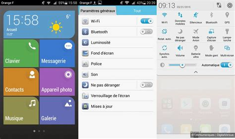 emui themes g620s huawei ascend g620s test complet smartphone les