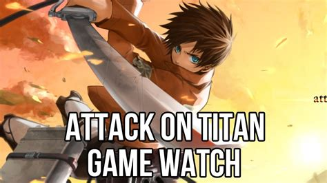 attack on titan free attack on titan free pc bringing the