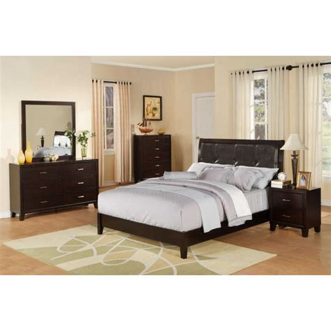 bedroom furniture walnut