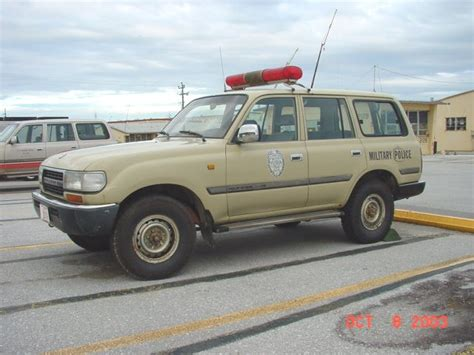 military land cruiser militarylc80