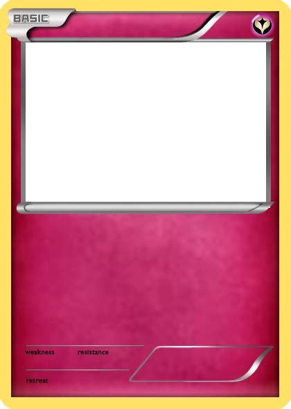 pokemon card template wordscrawl com