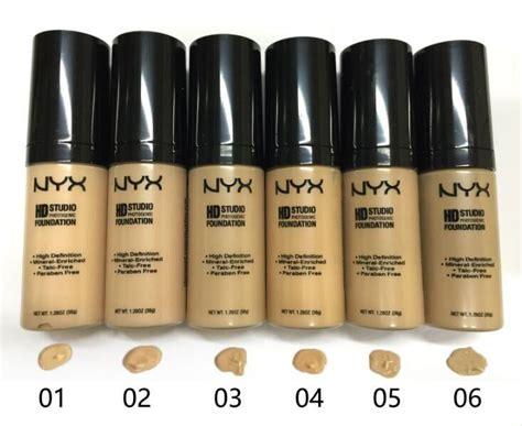 Nyx Hd Studio Photogenic Foundation 2016 makeup nyx hd studio photogenic foundation 36g
