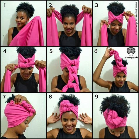cute ways to wear a scarf with short hair biker 17 best images about natural hair wraps on pinterest