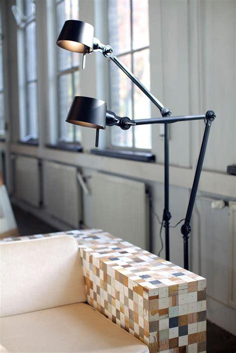 double arm floor l bolt floor lamp single arm 201 clairage g 233 n 233 ral de tonone