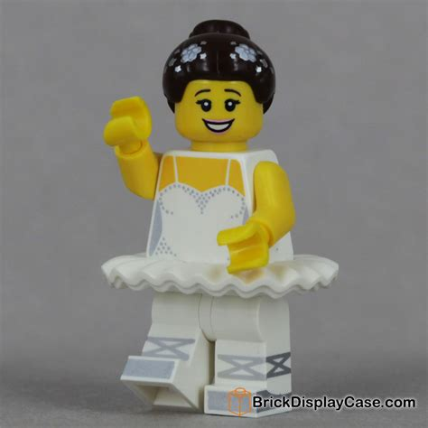 Ballerina Sealed Lego Minifigure Series 15 No 10 Balerina ballerina 71011 lego minifigures series 15