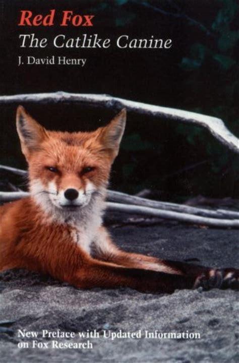 libro the man red fox libro how to spot a fox di j david henry