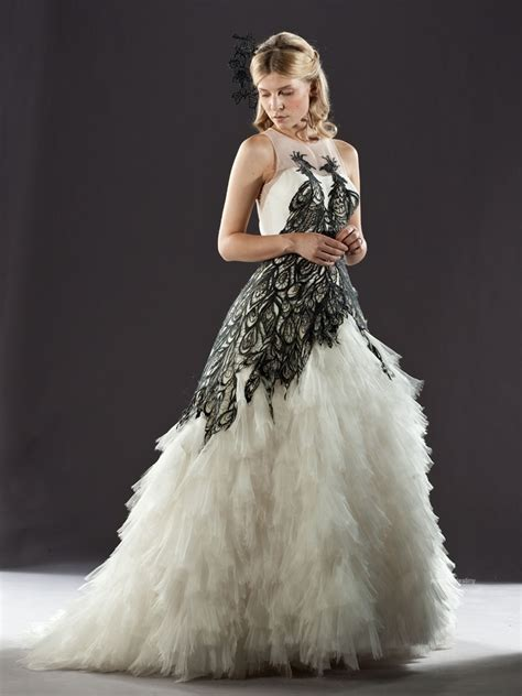 Schwarzes Brautkleid by Fleur Wedding Dress Harry Potter Photo 18917876 Fanpop