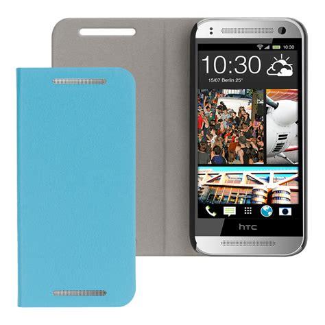 Flip Cover Mini 2 kwmobile flip cover for htc one mini 2 slim back shell mobile phone ebay