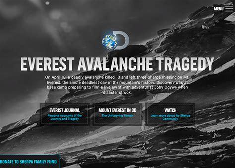 film everest beograd everest avalanche tragedy awwwards nominee
