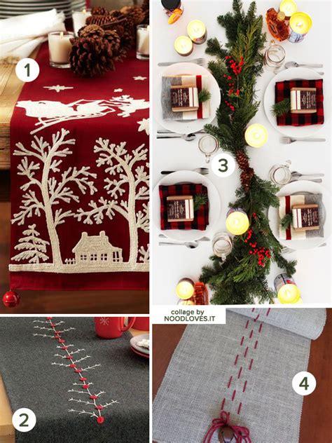 decorazioni per la tavola di natale la tavola di natale le decorazioni e il bon ton noodloves