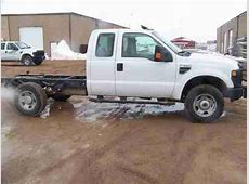 Buy used White 2008 Ford F350 extended cab and chassis ... 2008 F350 Transmission