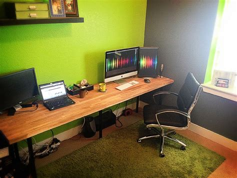 diy adjustable desk diy adjustable standing desk from steel pipe ikea countertop