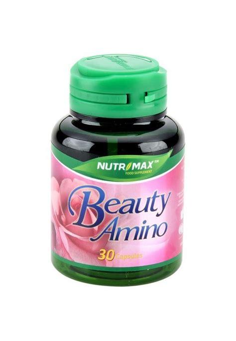 Vitamin Nutrimax Amino 30 Tablet