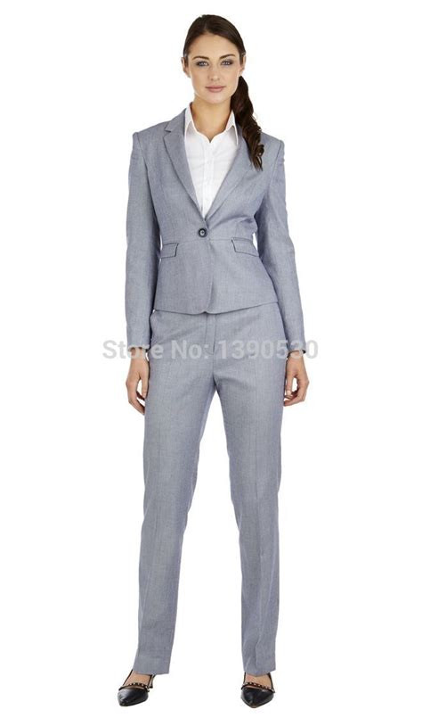 light grey dress pants womens womens grey pant suit my dress tip