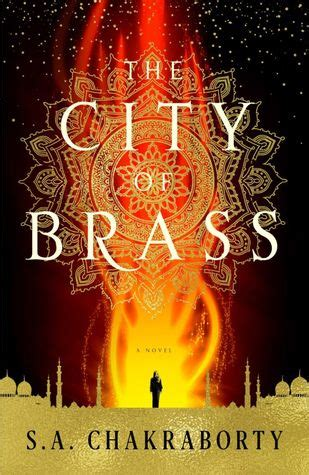 the city of brass the daevabad trilogy 1 by s a
