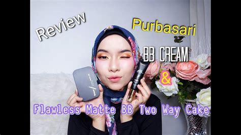 review produk terbaru purbasari bb flawless matte