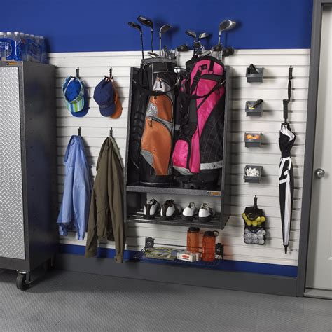 Golf Club Storage Garage by Gladiator Garageworks Golf Caddy