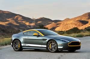Aston Martin Vantage V8 2016 Aston Martin V8 Vantage Gt Front Three Quarter 03