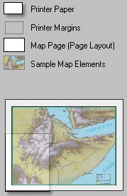 arcgis layout ruler lab 14 designing maps with arcgis