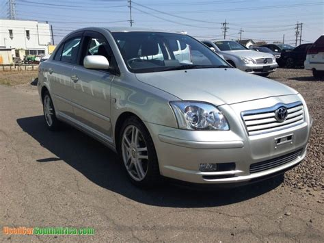 Toyota Avensis For Sale In South Africa 2004 Toyota Avensis Used Car For Sale In South Africa