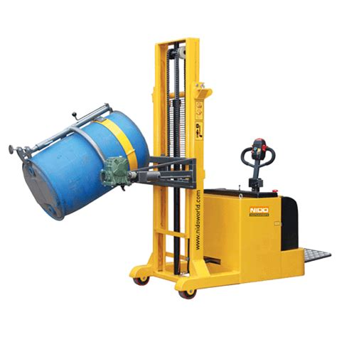 Drum Stacker drum stacker tilter drum handling solution drum lifter