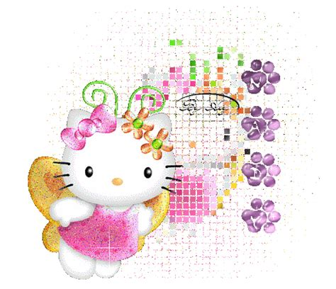 imagenes de kitty brillantes im 225 genes con movimiento de hello kitty