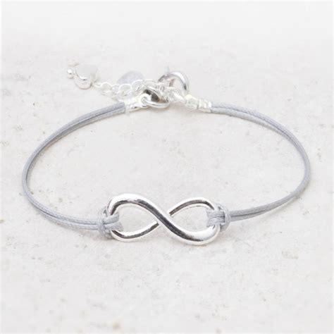 luana personalised eternity bracelet by bloom boutique   notonthehighstreet.com