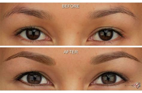 tattoo eyeliner good idea permanent makeup are eyebrow tattoos a good idea the