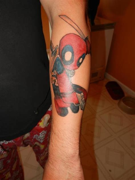 deadpool tattoo by rizzi323 on deviantart