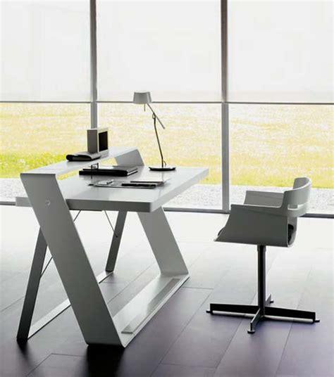 inspiring and modern desks modern minimalist desks