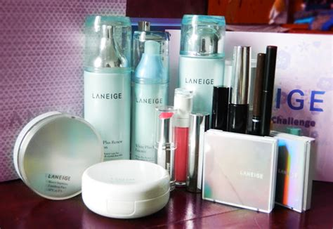 Laneige Di Sogo challenge review product by laneige indonesia