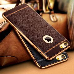 New Slim Silicone Iphone 6 6s Terseida Untuk Iphone 6 6s 6s 1 iphone 5 cellphone brown western floral carved leather inlay made for you in