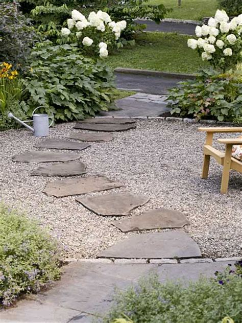 flagstone and crushed surfaces a and