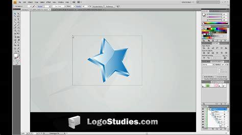 tutorial star illustrator 3d web 2 0 style vector star adobe illustrator tutorial