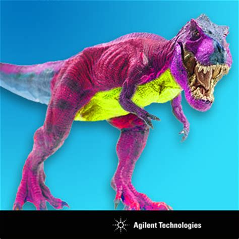 what color are dinosaurs agilent technologies what color is your dinosaur