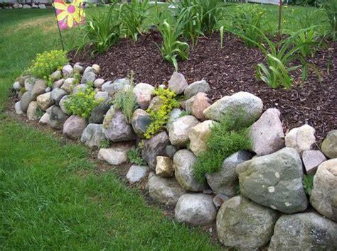 Garden Rock Walls Rock Wall Garden Yard Ideas Pinterest Rock Wall Rock Wall Gardens And Wall Gardens