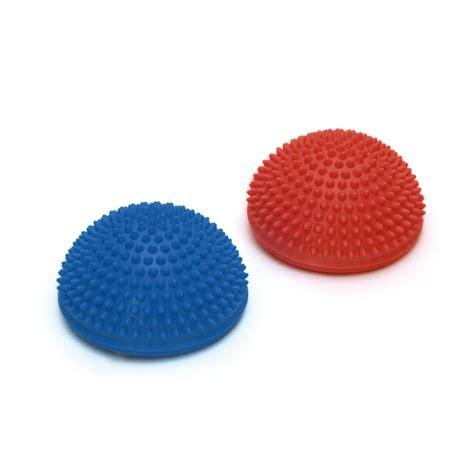 cuscini propriocettivi palline propriocettive sissel spiky dome
