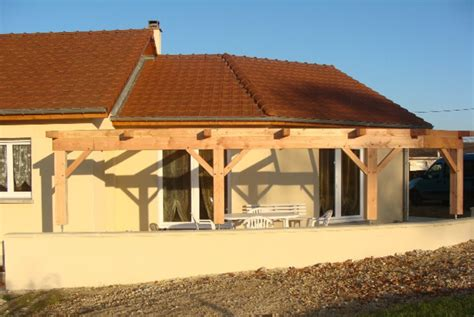 Extension Terrasse Couverte by Extension Terrasse Couverte Great Moras With Extension