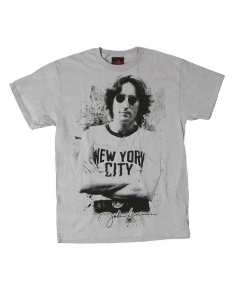 lenon t shirt lennon new york t shirt