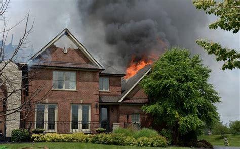 barrington house south barrington house fire damage 1 million