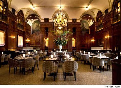 oak room new york luxury photos and articles stylelist