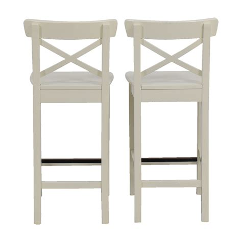 ikea white counter stools stools used stools for sale