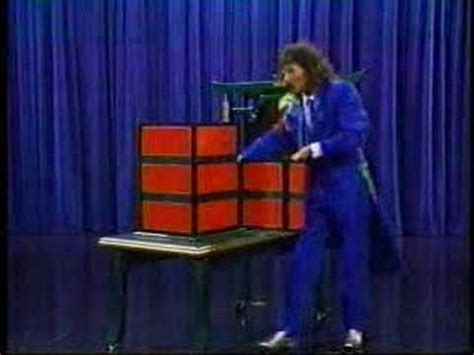 Origami Illusion - doug henning presents the origami illusion