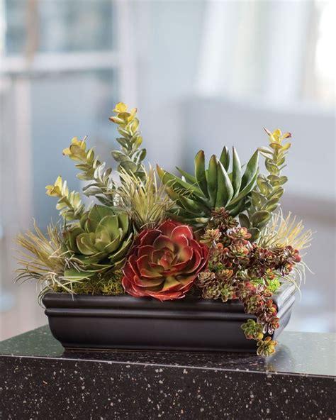 unique planters for succulents 125 best artifical silk flower arrangements images on