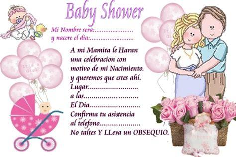 tarjeta de invitacion baby shower para imprimir imagui