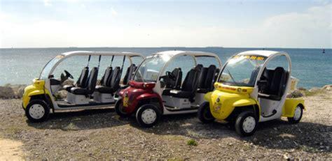 6 seater electric car rental cool destinations
